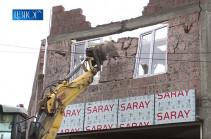 Քաղաքապետարանի կողմից քանդված շինության սեփականատերը հաղթել է դատարանում. Ի՞նչ միջոցներով է հատուցվելու վնասը