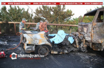 Three people die in tragic accident in Armenia's Ararat region