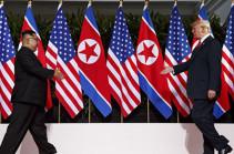 Կիմ Չեն Ընը Թրամփին առաջարկել է հանդիպել Փհենյանում