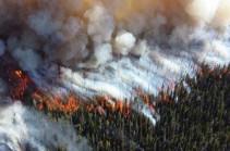 В Якутии лесные пожары уничтожили более 20 тысяч гектаров за выходные