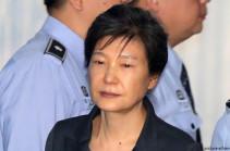 Հարավային Կորեայի նախկին նախագահը հոսպիտալացվել է ուսի վնասվածքով