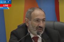 Если я получил статус премьер-министра, не должен здороваться с этими людьми – Никол Пашинян о встрече с «Сасна црер»