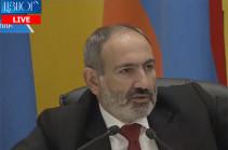Никол Пашинян о возможности досрочной отставки