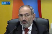 Armenia's PM says he knows reason of Vanetsyan's resignation
