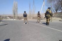 В ходе перестрелки на границе с Таджикистаном погиб киргизский пограничник