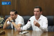 Գևորգ Պետրոսյանը Սահմանադրական դատարանի նկատմամբ ճնշումների փորձ է նկատում
