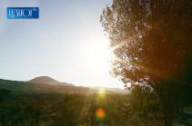 «Շոգելու ենք». Երևանում օդի ջերմաստիճանը կանցնի 30 աստիճանից