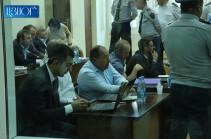 Адвокаты Роберта Кочаряна ходатайствовали о его освобождении под залог