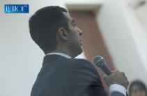 Քոչարյանի փաստաբանը ակնարկեց, որ դատավոր Աննա Դանիբեկյանին այցելություններ են եղել որոշումը կայացնելուց առաջ