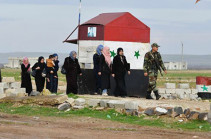 В Сирию за сутки вернулись более 1,4 тысячи беженцев