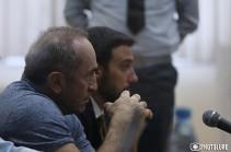 Аршак Карапетян дал абсурдное показание – Роберт Кочарян