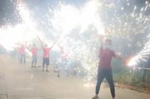 Ինչպես են Չինաստանում անցկացվում Աշնան կեսերի փառատոնը (տեսանյութ)
