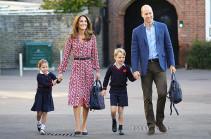 Дочь Кейт Миддлтон рассказала о беременности матери
