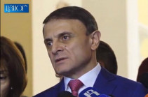 Hraparak: Police chief Valeriy Osipyan resigns
