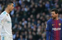 Роналду назвал Месси лучшим футболистом, против которого он играл