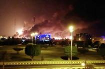 Էր Ռիադը կներկայացնի նավթամշակման գործարանների վրա Իրանի մասնակցությամբ հարձակման ապացույցներ