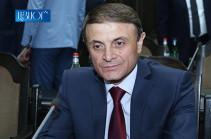 Վալերիյ Օսիպյանն ազատվել է ՀՀ ոստիկանապետի պաշտոնից
