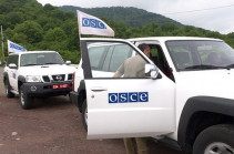 OSCE to conduct Monitoring on the Line of Contact between the Armed Forces of Artsakh and Azerbaijan