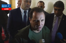 Defense minister Davit Tonoyan considers his removal from post possible