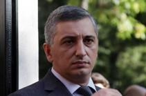 Обязанности начальника полиции исполняет первый заместитель начальника полиции – Ашот Агаронян