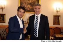 Մալթայի արտգործնախարարը շնորհավորել է Սերգեյ Սմբատյանին