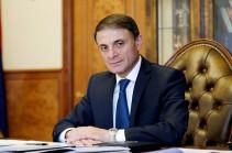 Վալերիյ Օսիպյանը վարչապետի գլխավոր խորհրդական է նշանակվել