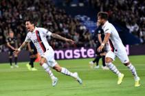 «ПСЖ» разгромил «Реал» (3:0) благодаря дублю Ди Марии и голу Менье