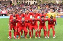 Հայաստանի հավաքականն առաջադիմել է 2 աստիճանով ՖԻՖԱ-ի դասակարգման աղյուսակում