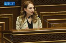 Во фракции «Мой шаг» отставки не ожидаются – Лилит Макунц