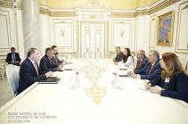ՀՀ կառավարությունը շահագրգռված է «Բոինգ» աշխարհահռչակ կորպորացիայի հետ փոխշահավետ համագործակցությամբ. Նիկոլ Փաշինյան