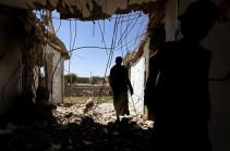 Арабская коалиция начала военную операцию на севере Йемена