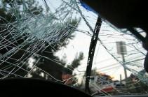 Մեկ օրվա ընթացքում գրանցվել է 25 ավտոպատահար, 2 մարդ զոհվել է, 29-ը՝ վիրավորվել