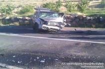 Թալին-Գյումրի ավտոճանապարհին տեղի է ունեցել ավտովթար, կա մեկ զոհ և վիրավորներ