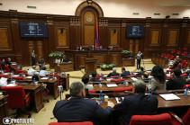 В парламенте обсуждается Налоговый кодекс – правительство вернет хозяйствующим субъектам задолженность в размере 56 млрд. драмов