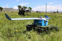 В Армении военнослужащие ЮВО отработали защиту полевых пунктов управления от ударных БЛА условного противника