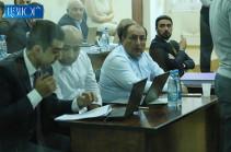 Адвокаты Кочаряна направили апелляционную жалобу против решения суда первой инстанции об аресте
