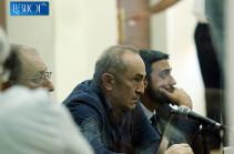 Суд отказался освободить Роберта Кочаряна под залог