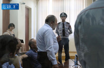 Kocharyan's defense team files petition for judge's recusal, next court session set for October 7