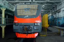 No prerequisites for termination of concession agreement with Armenia: South Caucasian railway company spokesperson