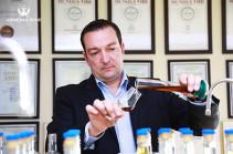 Коньяк Armenia Wine - в числе лучших на международном конкурсе