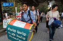 «Ամուլսարն առանց հանքի», «Ամուլսար, միայն սար». Երևանում ի պաշտպանություն Ամուլսարի պատրաստվում են երթի