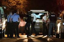 В Филадельфии в результате стрельбы пострадали два человека