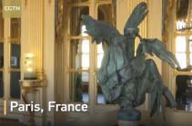Медный петух Нотр-Дама  вернулся в Париж (Видео)