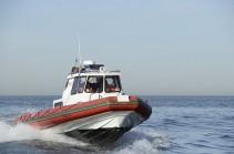Ազովի ծովում երեք մարդ տեղափոխող մոտորանավակ է անհետացել
