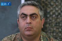 Состояние раненного военнослужащего оценивается как тяжелое – Арцрун Ованнисян