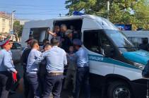 Ղազախստանում հանրահավաքների ժամանակ մոտ 100 մարդ է բերման ենթարկվել