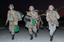 Արցախում մեկնարկել են ռազմավարական զորավարժությունները (Լուսանկարներ)