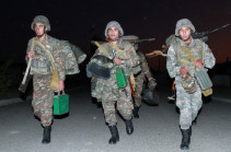 В Нагорном Карабахе начались крупномасштабные стратегические учения