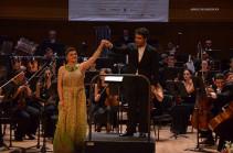 Ինձ հաճելի է ելույթ ունենալ «Արմենիա» փառատոնի շրջանակներում. Աննա Կասյան