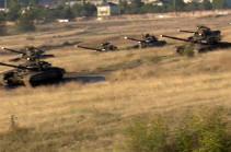 ՊԲ զորամասերը շարունակում են կատարել ռազմավարական զորավարժության շրջանակում նախանշված խնդիրները